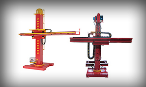 Welding Column & Boom Manipulators