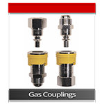 KOIKE Gas Coupling Set