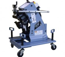 KBM-18-100 Portable Plate Edge Bevelling Machine