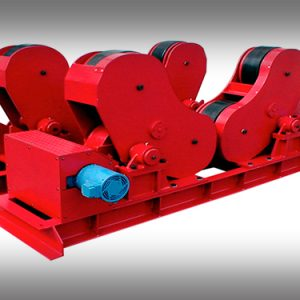 Welding Rotators – Self Aligning