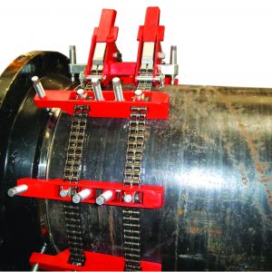 TAG E-Z Fit Double Chain Pipe Clamps