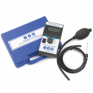 TAG Handy Purge 100 Self Calibrating Weld Purge Monitor